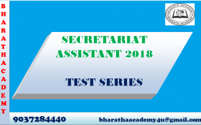 Secretariat Assistant Practice Test
